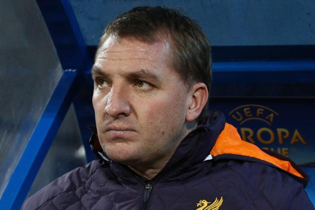 Rodgers: Suarez Not for Sale