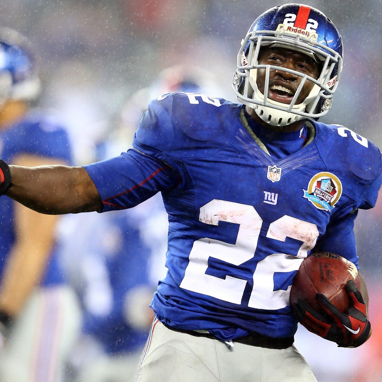 New York Giants Running Back Breakdown: Full Evaluation