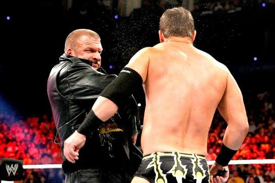 Triple H: Instead of Curtis Axel, It Was All About the Game…Again