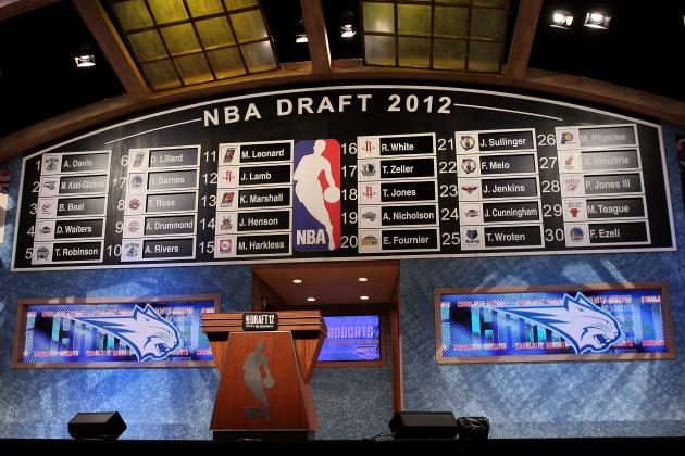 NBA Draft 2013: Is It Time to Change the Way the Draft Order Is Selected?