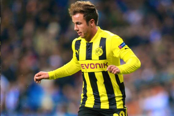 Mario Gotze Injury: Updates on Borussia Dortmund Star's Hamstring