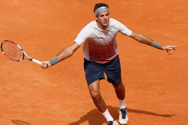 Juan Martin Del Potro Withdraws from French Open