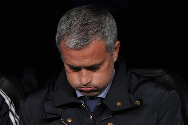 'Madrid Too Big for Mourinho'