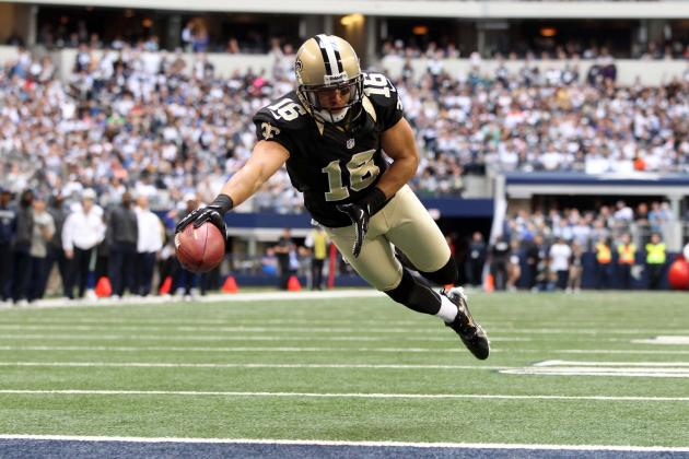 Saints Positional Previews: Wide Receivers