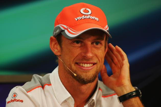 Jenson Button Doesn't Want Long-Term Contract at McLaren