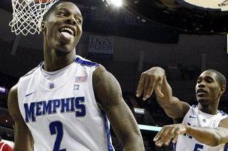 Memphis Transfer Antonio Barton Eliminates Syracuse