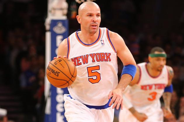 Knicks Expect Kidd to Return