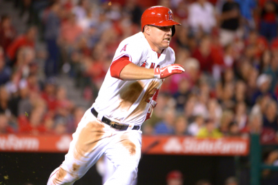 Mike Trout Cycle: Does It Matter If the Angels Star Was Out on the Single?