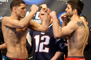 Possible Rematch with Nick Diaz? Ex-UFC Champ Carlos Condit Weighs in