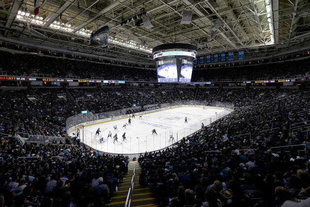NHL Playoffs 2013: Kings' and Sharks' Home Dominance Changing Playoff Landscape