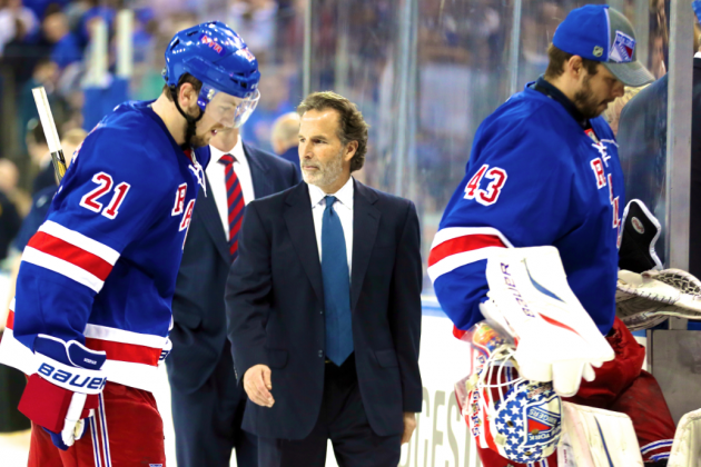 Bruins vs. Rangers: How Will New York Respond to Playoff Crisis?