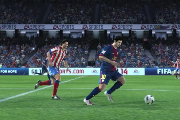 FIFA 14 Will Have Qualities Even Non-Soccer Fans Can Appreciate