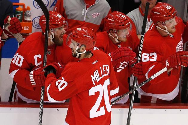 Detroit Red Wings: Why Game 4 Is a Must-Win Game for Detroit