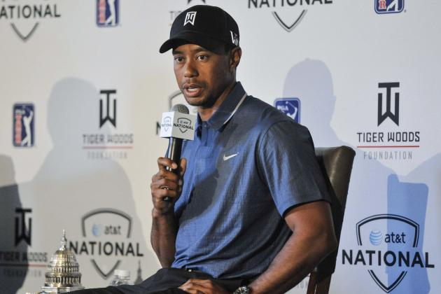 History of Racist Remarks Aimed at Tiger Woods