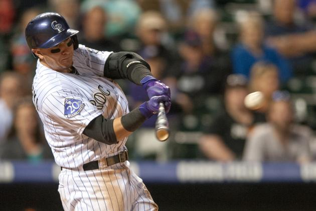 Tulo Out, Fowler Batting Clean Up vs. D-Backs