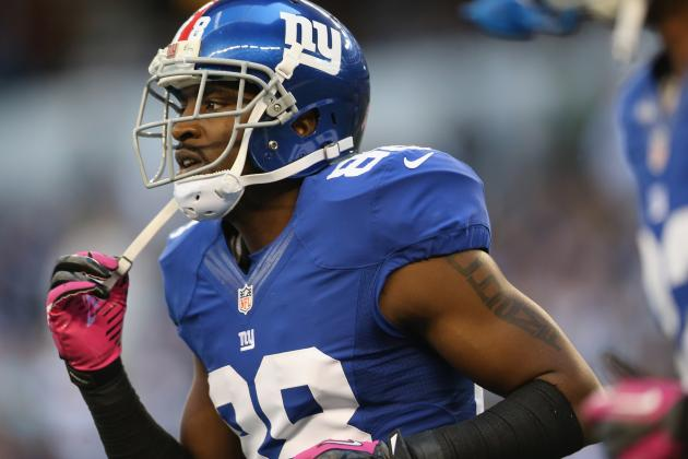 Hakeem Nicks Absent from OTAs, Coughlin Not Amused