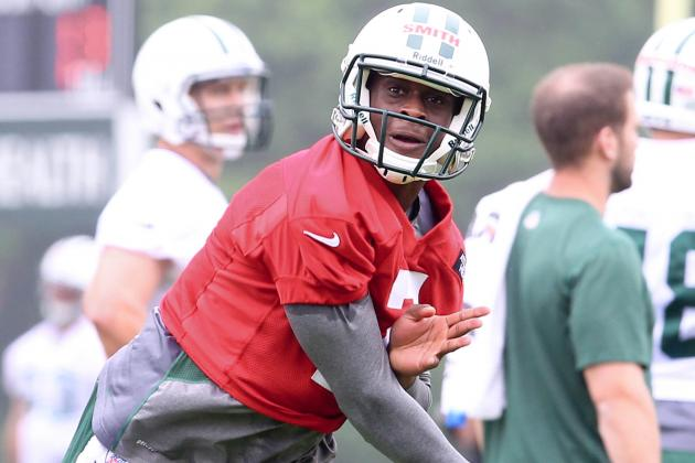 Geno Smith Tabs Jay-Z's Agency as New Representation
