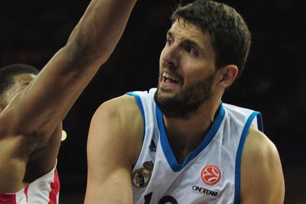 Bulls Draft Pick Nikola Mirotic Named MVP of Spanish League