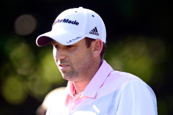 Sergio Garcia Makes Insensitive Remark About Tiger Woods