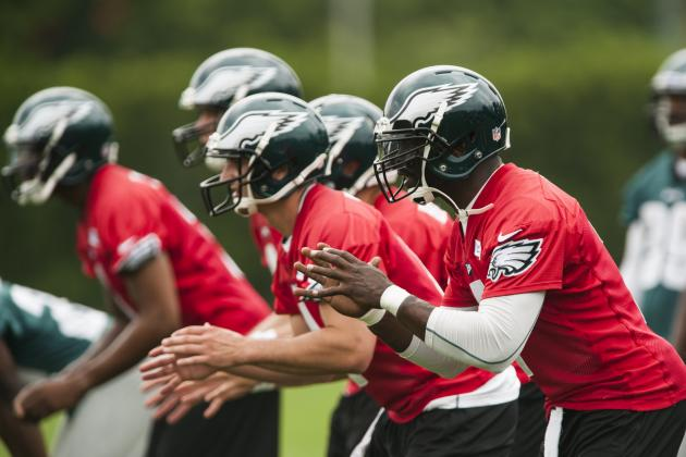 Practice Snap Counts Back Up Even QB Comp for Eagles
