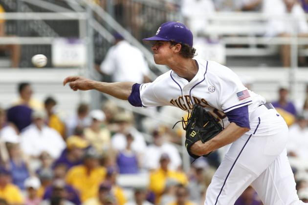 SEC Baseball Tournament 2013 Scores: Day 2 Results, Highlights and Analysis