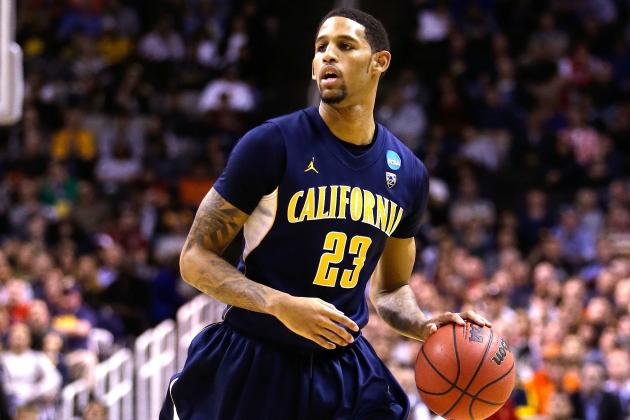 2013 NBA Draft Breakdown and Scouting Report for Cal's Allen Crabbe