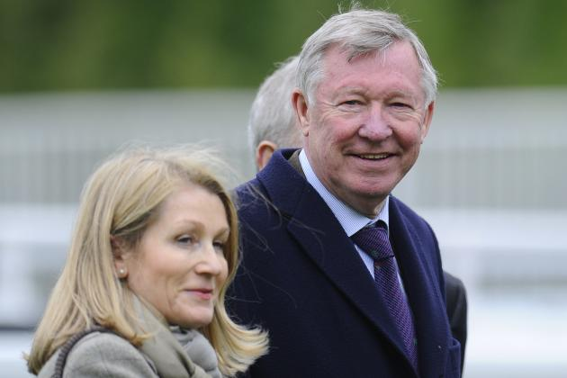Sir Alex Ferguson Agrees Deal for Book About Time at Man United