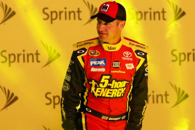 Consistent Bowyer a Title Contender