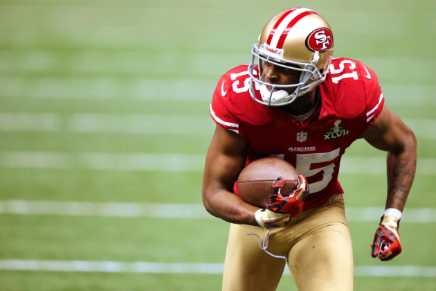 Michael Crabtree Injury: Updates on San Francisco 49ers Star's Achilles