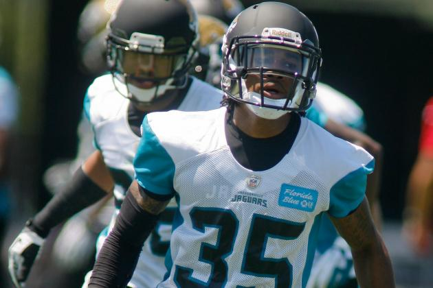 Jaguars Sign Seventh-Round Pick Demetrius McCray