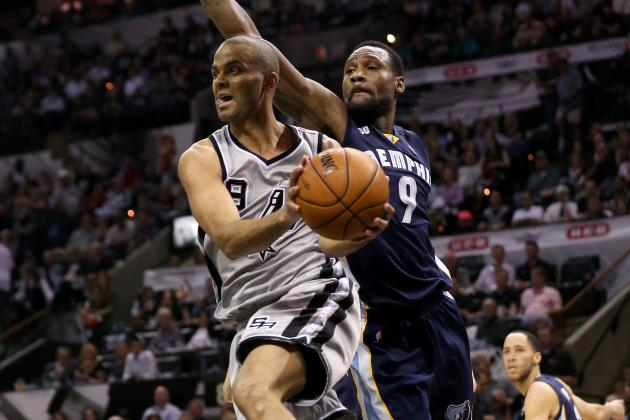 Tony Parker Received Death Threat During Game 1