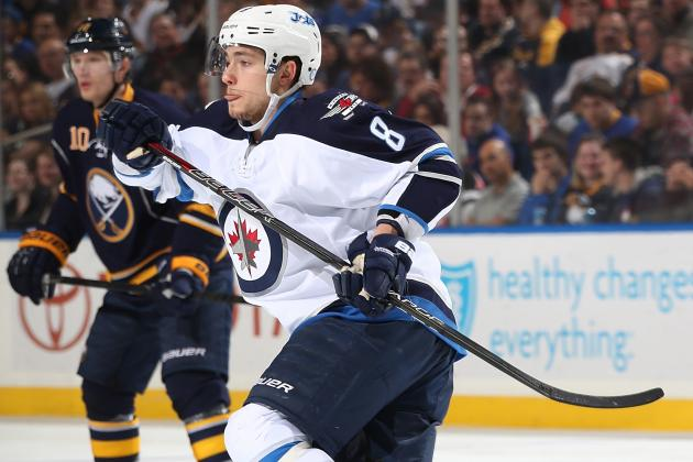 Report: Burmistrov Wants out of Winnipeg