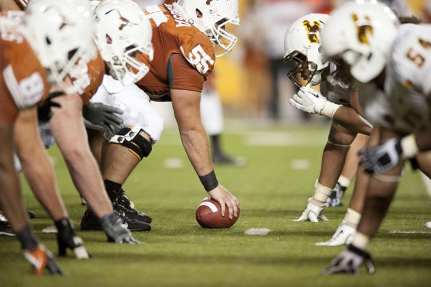 Texas Longhorns C Dominic Espinosa Named to Rimington Award Watch List