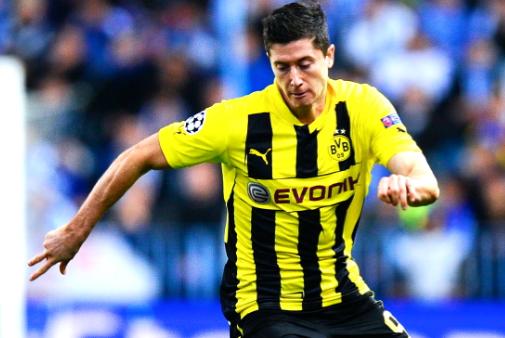 Champions League Final: Dortmund's Robert Lewandowski Continues to Rise