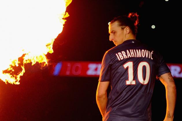 Ibrahimovic Fears Stars Will Quit PSG
