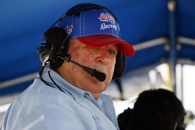 Indy 500 Legend A.J. Foyt Riding High Again