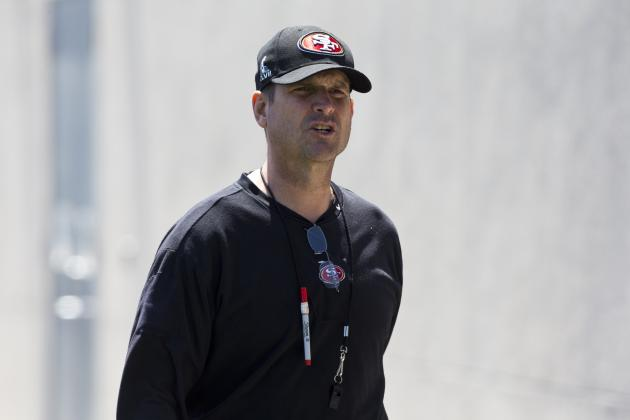 49ers Head Coach Jim Harbaugh Returns to Indianapolis to Drive Indy 500 Pace Car