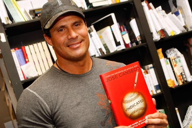 Jose Canseco Accused of Sexual Assault in Las Vegas
