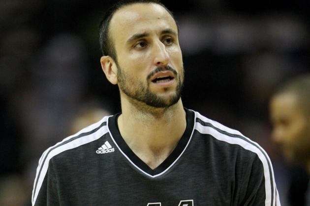 Ginobili Has No Complaint with Flagrant Foul