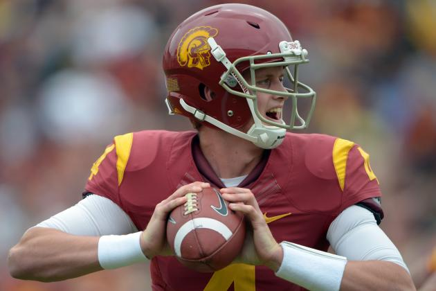 Analyzing How 5-Star QB Max Browne Fits into USC Trojans Offense