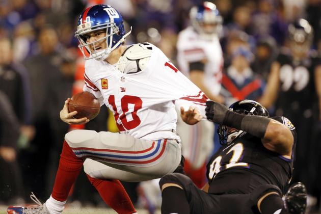 Why Eli Manning Could Have to Deal with Even More Pressure in 2013