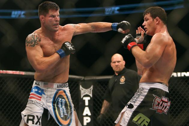 Brian Stann Goes off on TRT in Wake of Vitor Belfort's Win over Luke Rockhold