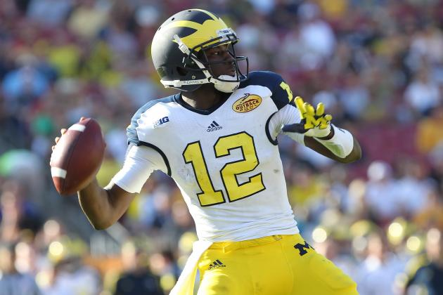 Michigan Football: Players Who Have Biggest Impact on Big Ten Title Run