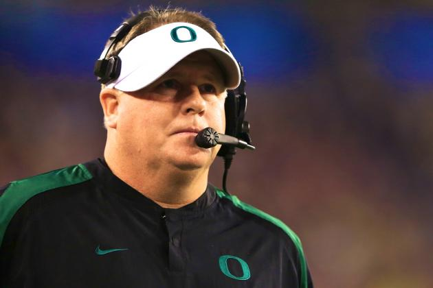 Oregon Ducks Received Notice of NCAA Allegations 6 Months Ago