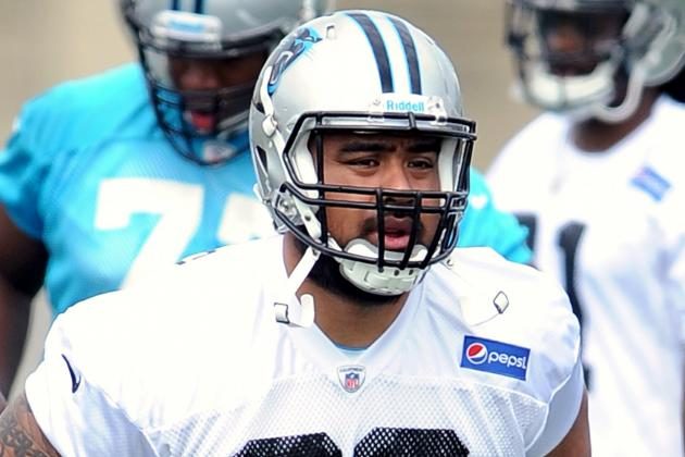 Panthers and First-Rounder Lotulelei Finish Deal