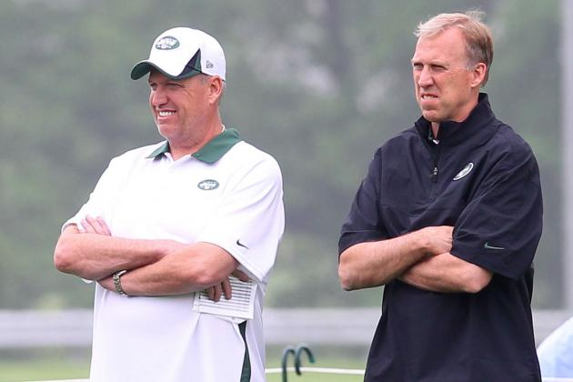 Rex Ryan Disappointed by Mark Sanchez's Turnovers