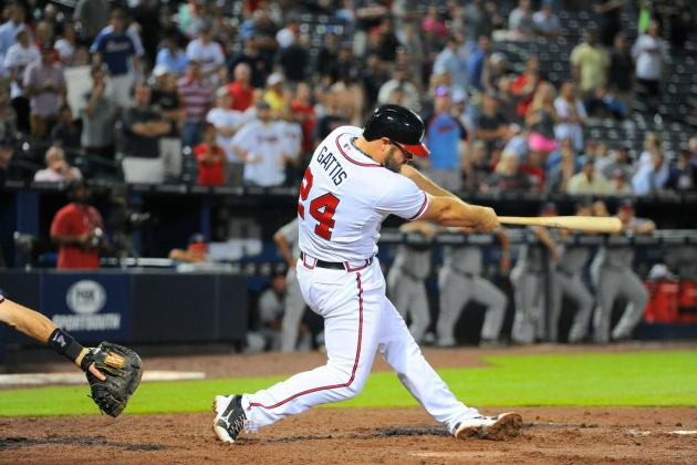 Braves Getting Used to Late-Inning Heroics