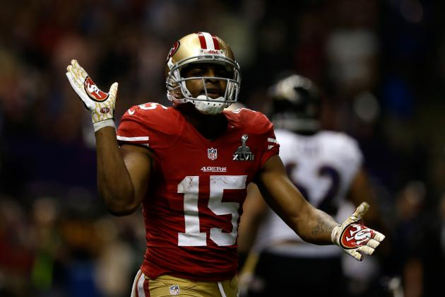 San Francisco 49ers: Michael Crabtree's Injury's Impact on the 49ers' Receivers