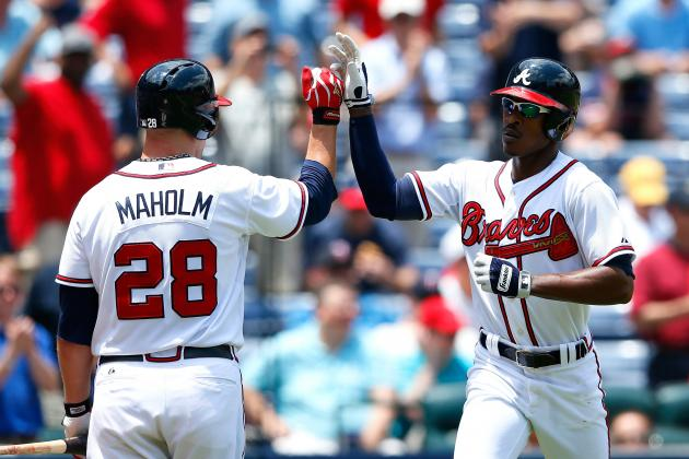 B.J. Upton Ends Homerless Drought