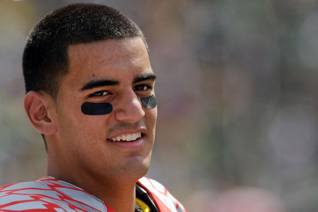 Maisel: A Very Different Spring for Breakout Stars of 2012 Mariota and Manziel